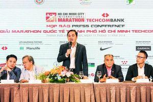 13.000 vận động viên tham dự giải Marathon Quốc tế TP. Hồ Chí Minh 2019