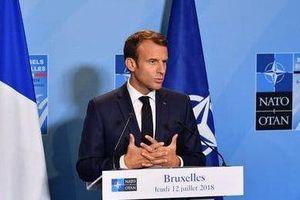 Báo Thụy Sỹ bình luận phát ngôn của Tổng thống Pháp về NATO