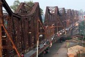 Độc đáo 6 cây cầu nối liền giao thông Hà Nội qua sông Hồng