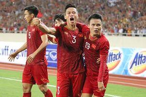 Báo UAE đánh giá cao sức mạnh của tuyển Việt Nam