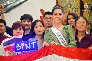 Nhan sắc thiên thần của người đẹp Thái Lan vừa đăng quang Hoa hậu Quốc tế 2019