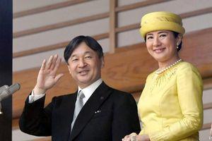 Nhật hoàng Naruhito sẽ qua đêm với nữ thần Mặt trời