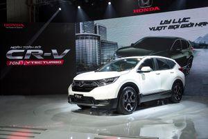 Loạt ô tô, xe máy Honda sụt giảm doanh số