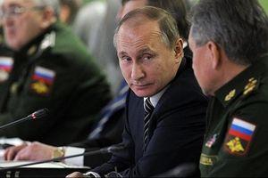Tổng thống Nga lý giải việc cắt giảm chi tiêu quốc phòng