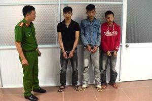 Bắt nhóm đối tượng trộm tài sản của người nước ngoài