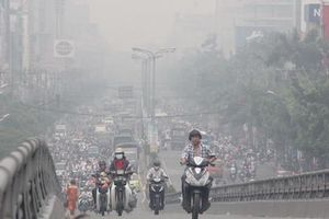 Chất lượng không khí Hà Nội đang ở ngưỡng nguy hại