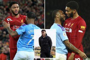Sterling bị loại khỏi tuyển Anh vì gây gổ cầu thủ Liverpool