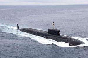 Tàu ngầm Nga trang bị tên lửa Kalibr 'bất thình lình' tiến vào lãnh hải Israel