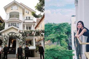 Choáng ngợp trước siêu biệt thự xa hoa, sang trọng của 2 cô dâu hot nhất showbiz Việt Đông Nhi và Bảo Thy