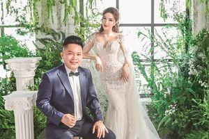 Bảo Thy chính thức khoe ảnh cưới trước ngày lên xe hoa 16.11