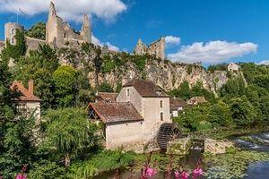 Chiêm ngưỡng những ngôi làng đẹp như tranh vẽ ở Pháp
