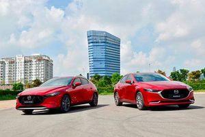 Bảng giá xe Mazda tháng 11/2019: Giảm giá, thêm lựa chọn mới