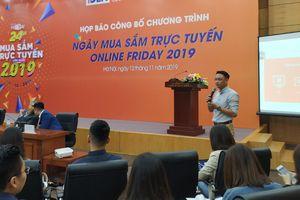 Online Friday vào ngày 6/12, đồng thời tại Hà Nội, Đà Nẵng, TP.HCM