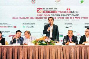 13.000 vận động viên tham dự Giải Marathon Quốc tế TP.HCM 2019
