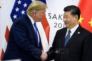 Quan hệ thương mại Mỹ - Trung: Gập ghềnh chặng đường dẫn tới thỏa thuận 'Giai đoạn 1'