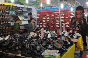 Hội chợ Thương mại quốc tế Việt – Trung lần thứ 19 chính thức khai mạc