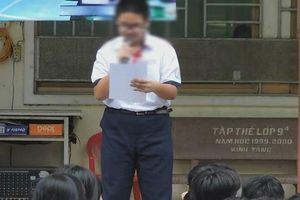 Vụ nam sinh lớp 8 lập trang mạng 'anti' nhóm nhạc BTS: Trường THCS Ngô Quyền phải kiểm điểm trách nhiệm