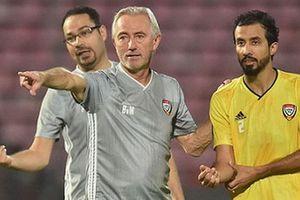Lộ lý do đội tuyển UAE tập ở Thái thay vì Việt Nam