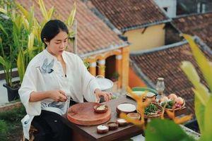 Quảng bá ẩm thực Việt theo cách của Vương Anh