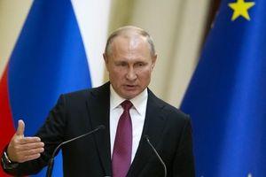 Nga không còn trong top 5 quốc gia chi tiêu hàng đầu cho quân sự