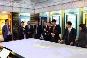 Đoàn công tác Tập đoàn AES đến thăm và làm việc tại PV GAS
