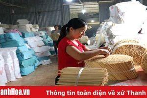 Huyện Cẩm Thủy thành lập mới 51 doanh nghiệp