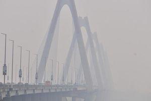 Hà Nội ô nhiễm không khí, Tổng cục Môi trường ra cảnh báo mức cao nhất