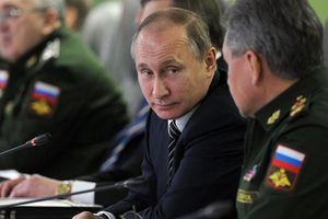 Tổng thống Putin lý giải vì sao Nga giảm chi tiêu quốc phòng