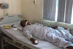 Gia cảnh khốn khó của cụ ông 80 tuổi chạy xe ôm bị hành hung ở Hà Nội