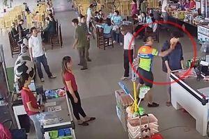Người đàn ông tát nhân viên trạm dừng nghỉ là cán bộ công an tỉnh Thái Nguyên