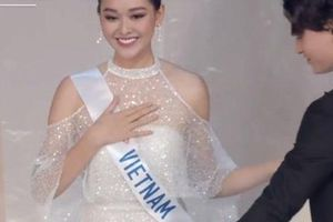 Người đẹp Việt Nam Tường San vào Top 8 Hoa hậu Quốc tế
