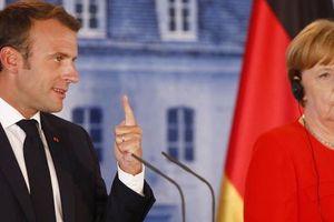 Sóng gió về Nga, NATO: Bóc trần nguy cơ 'rạn nứt' Pháp, Đức