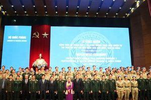 Bệnh viện dã chiến Việt Nam lên đường thực hiện nhiệm vụ tại Phái bộ Gìn giữ hòa bình Liên hợp quốc tại Nam Xu-đăng