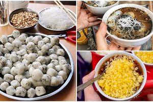 12 món chè nóng đặc trưng cho mùa đông Hà Nội