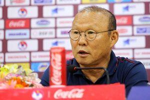 HLV Park Hang-seo nói gì trước màn chạm trán tuyển UAE?