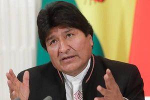 Nhiều nước lên án vụ đảo chính ở Bolivia