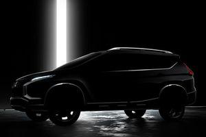 Mitsubishi Xpander sắp có thêm phiên bản SUV to và hầm hố hơn