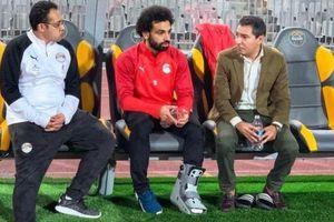 Salah lỡ hẹn với tuyển Ai Cập vì chấn thương