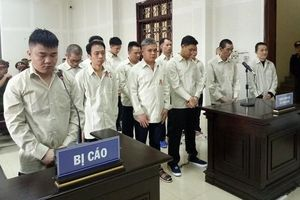 Tử hình 5 kẻ buôn ma túy xuyên quốc gia