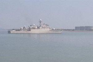 Việt Nam tiếp tục tích hợp tên lửa Kh-35 cho Tàu 18