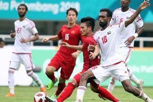 Tuyển Việt Nam đấu UAE: Thắng để phá dớp