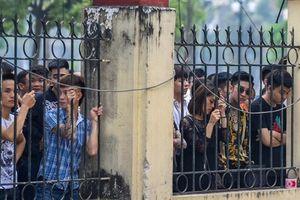 Trăm 'anh em' dự phiên tòa Khá Bảnh: Cổ súy tiêu cực