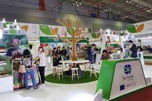 600 gian hàng tham gia triển lãm quốc tế Công nghiệp thực phẩm Việt Nam