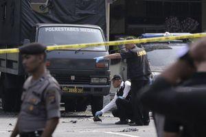 Cảnh sát Indonesia xác định danh tính kẻ đánh bom trụ sở cảnh sát