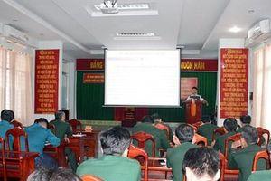 Nha Trang khai mạc huấn luyện lực lượng ngư dân, dân quân biển