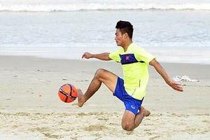 Việt Nam thắng Trung Quốc ở giải bóng đá bãi biển