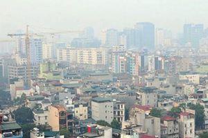 Không khí Hà Nội ô nhiễm nhất từ trước tới nay