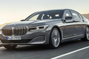 Xem trước BMW 7-Series 2020 sắp ra mắt tại Việt Nam