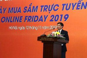 Bộ Công Thương khởi động Ngày mua sắm trực tuyến Online Friday 2019