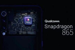 Snapdragon 865 rò rỉ thông số kĩ thuật trước thềm ra mắt